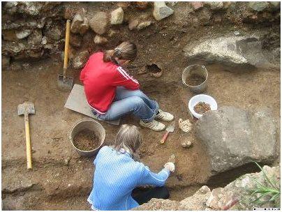 археологических раскопок